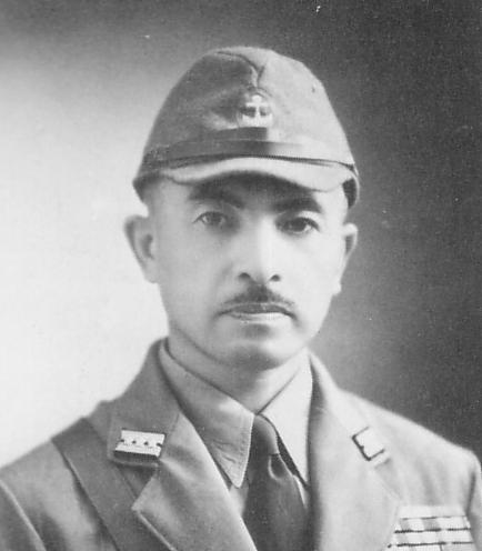 Koreshige INUZUKA, Captain of the former Japanese Imeprial Navy