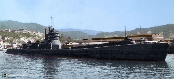 I-Class Submarine